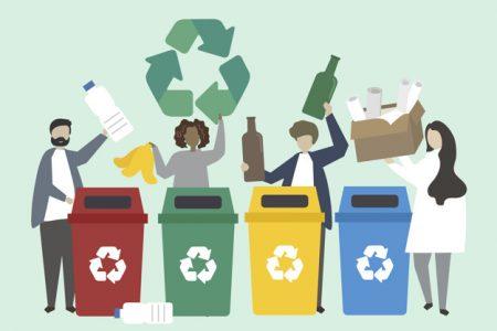 thùng rác gia đình tại quảng ngãi